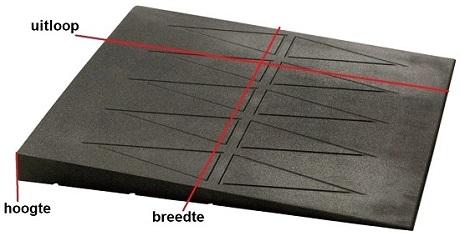 lange-drempelhulp-zwart-rubber-te-koop